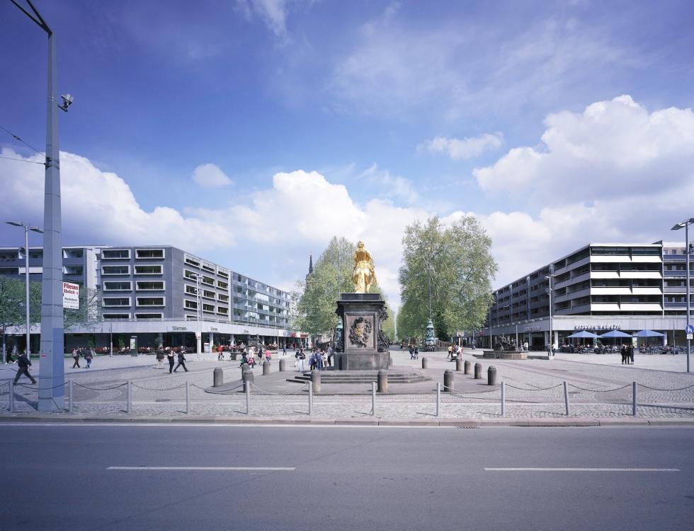 Sanierung Hauptstr. 2, Dresden