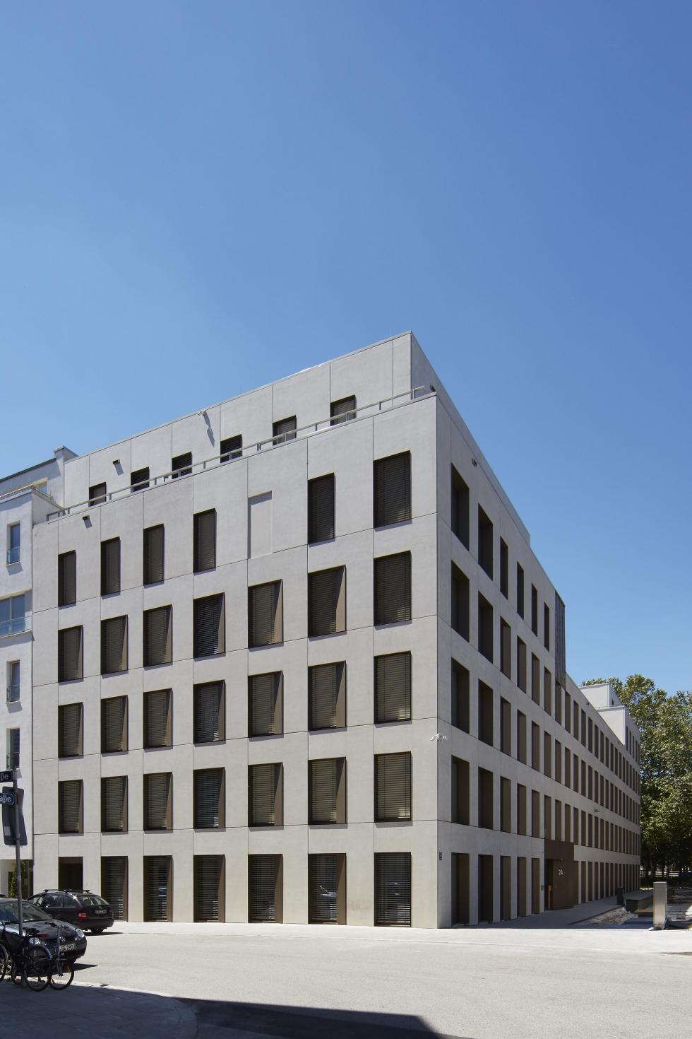 Staatsministerium des Innern, München