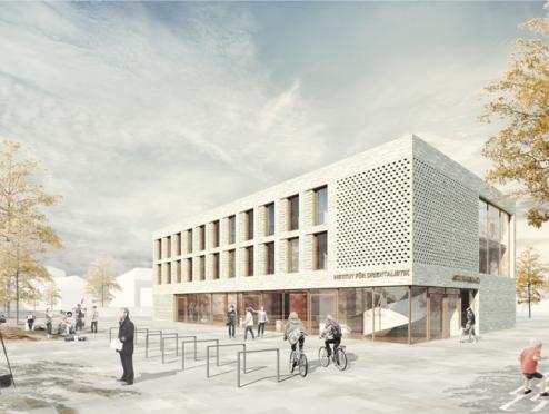 Büro- und Seminargebäude Universität, Bamberg