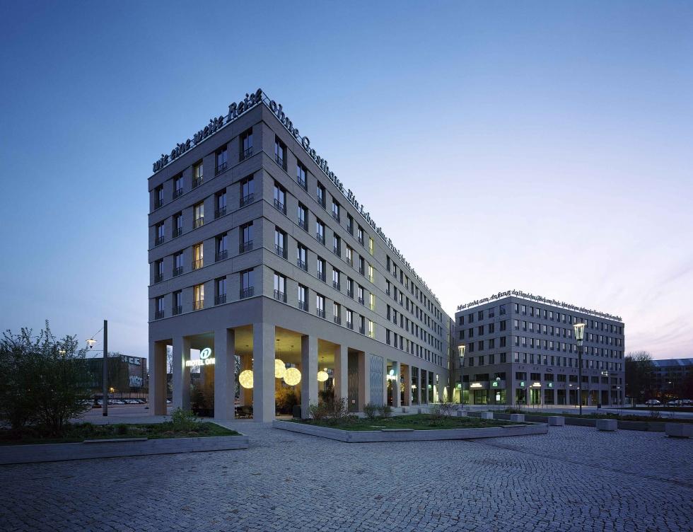 Zwingerforum, Dresden