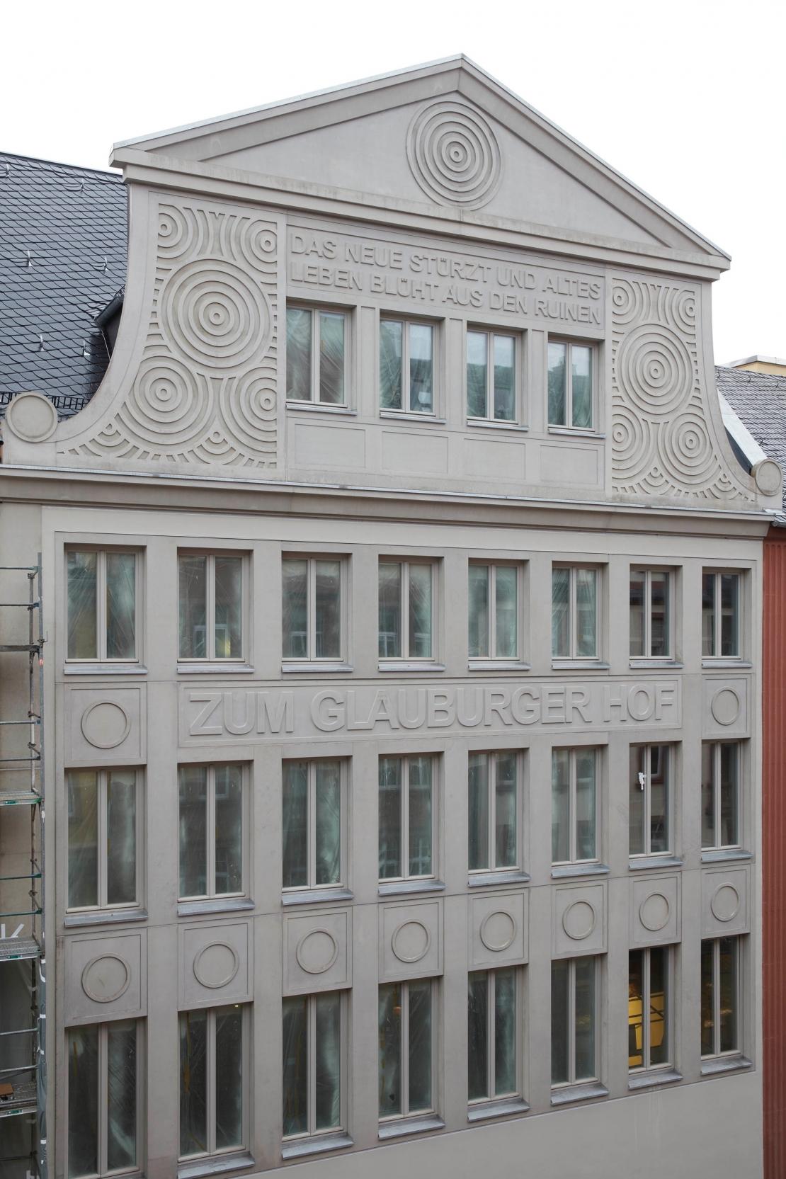 Braubachstrasse 31, Frankfurt