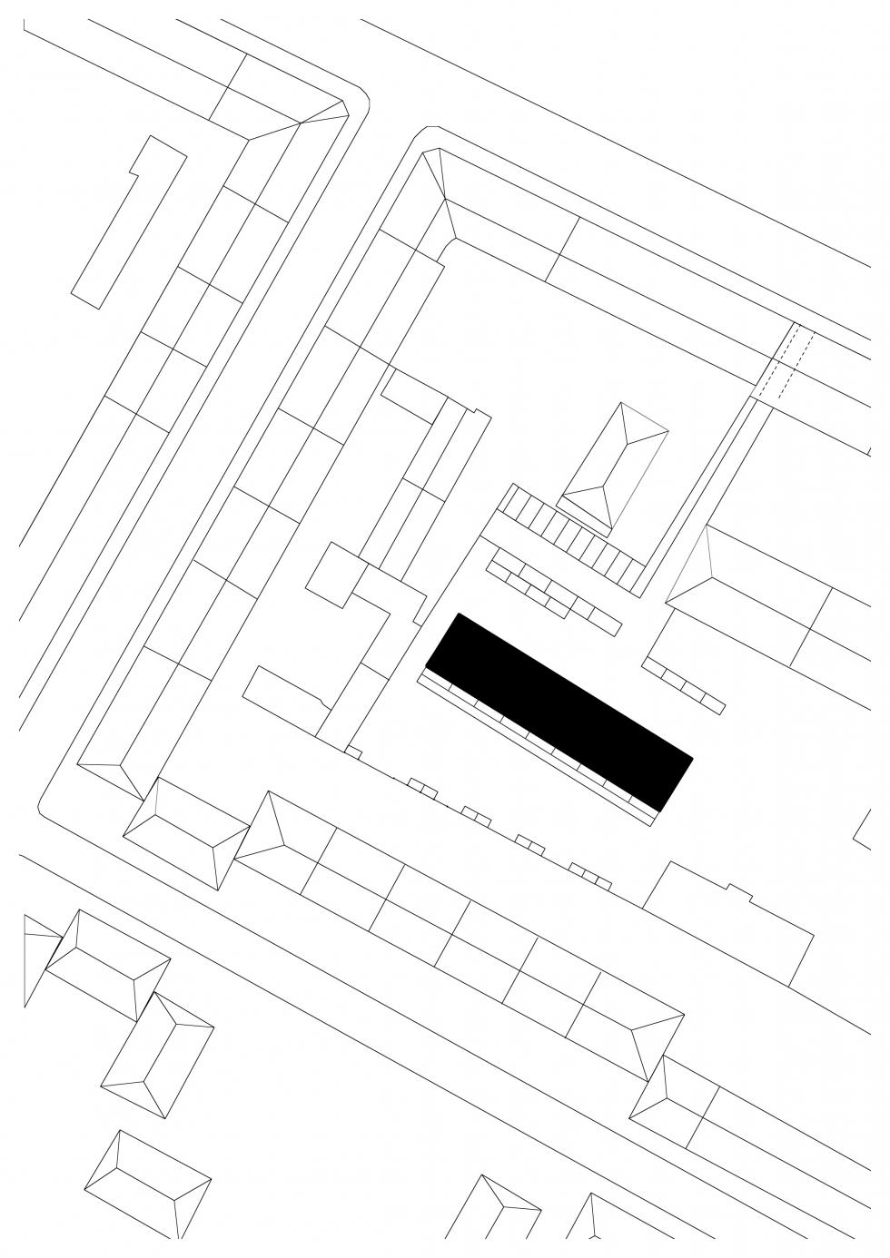 Stadthausprojekt Bischofsweg, Dresden