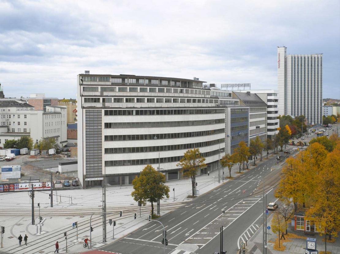 Kaufhaus Schocken, Chemnitz
