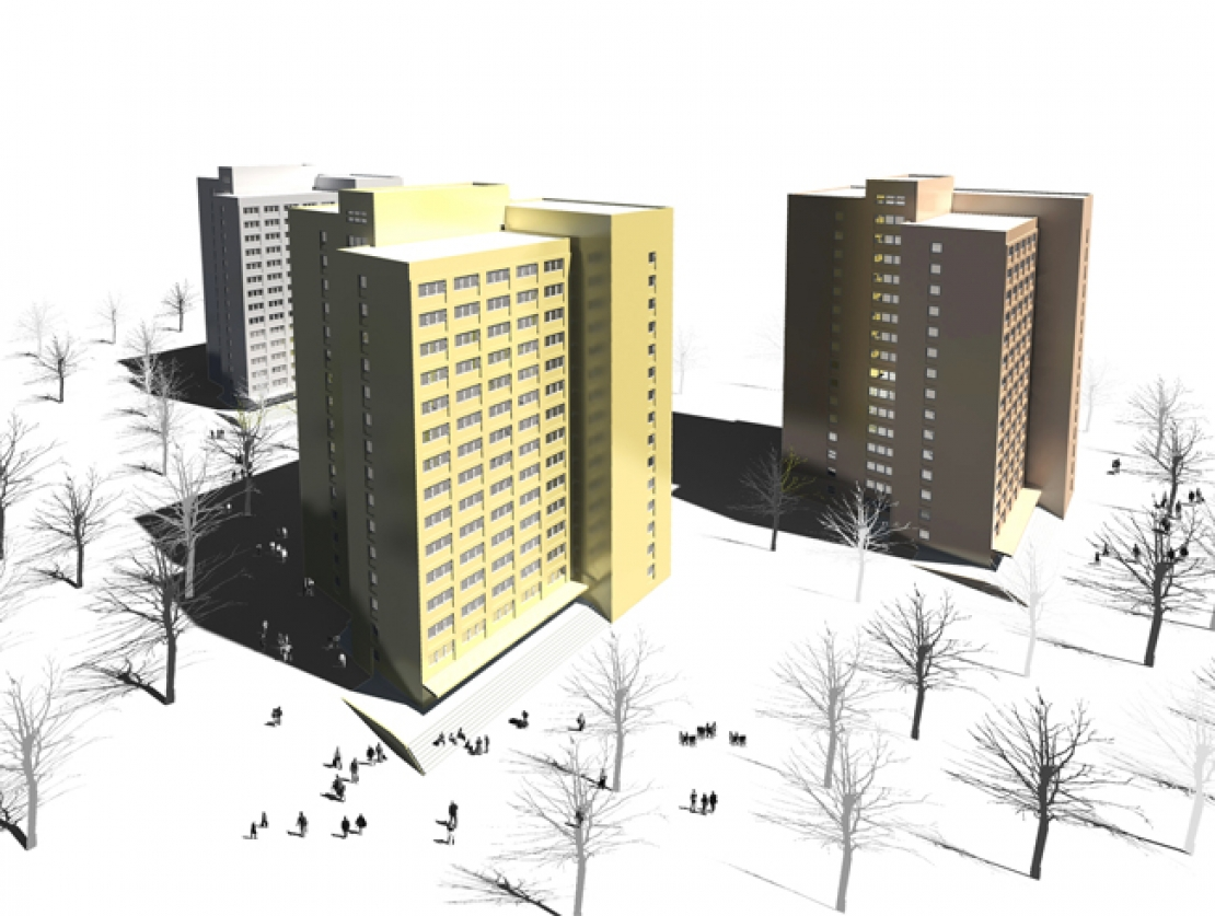 Fassadensanierung Karl-Tauchnitz-Str. 15, Leipzig