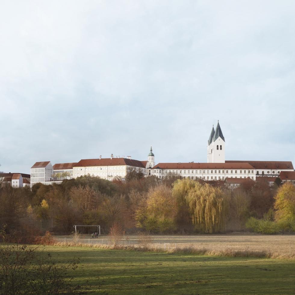 Kardinal Döpfner Haus Domberg Freising, 3. Preis