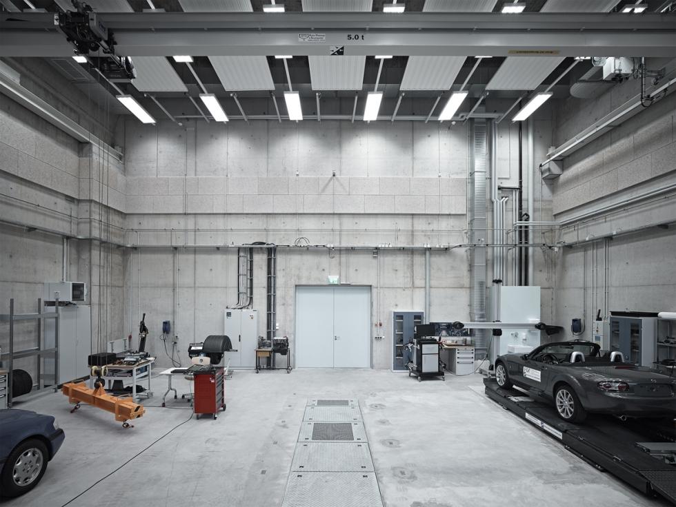 Technikum Fahrzeugtechnik, Dresden