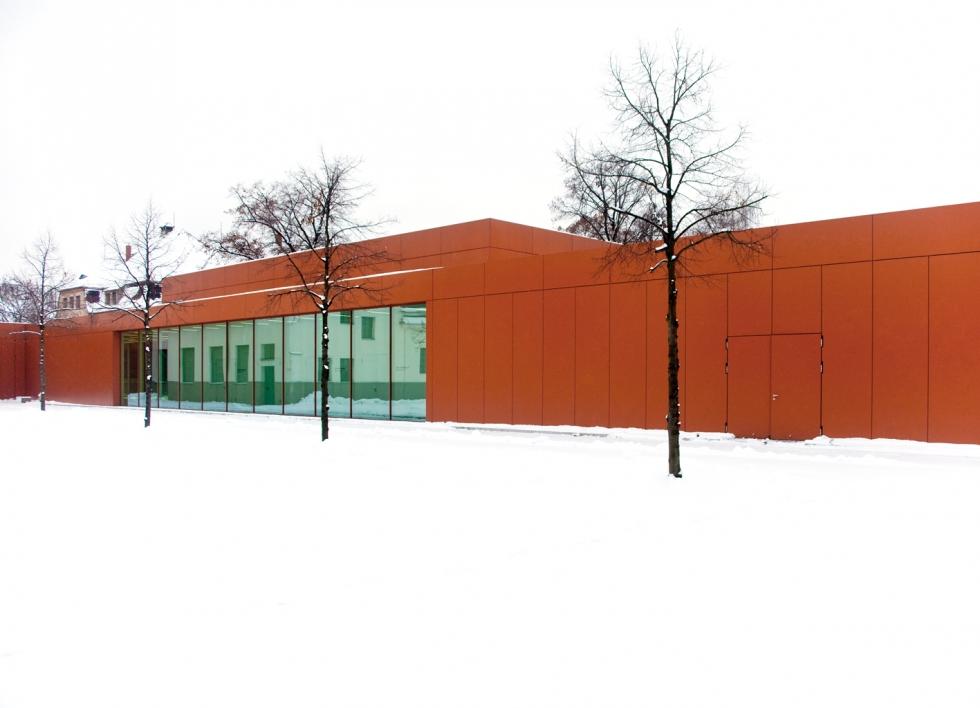 Tagungszentrum Messe, Dresden