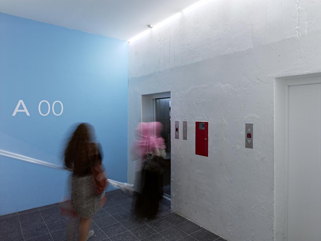Studentisches Wohnhochhaus, München