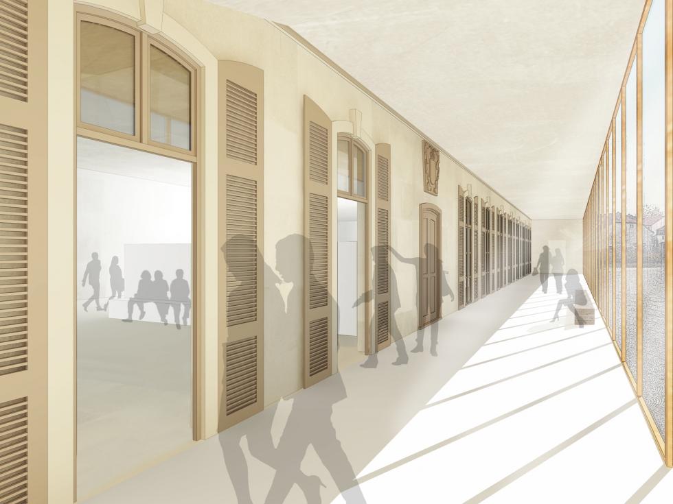Sanierung und Erweiterung Stadthalle, Bayreuth