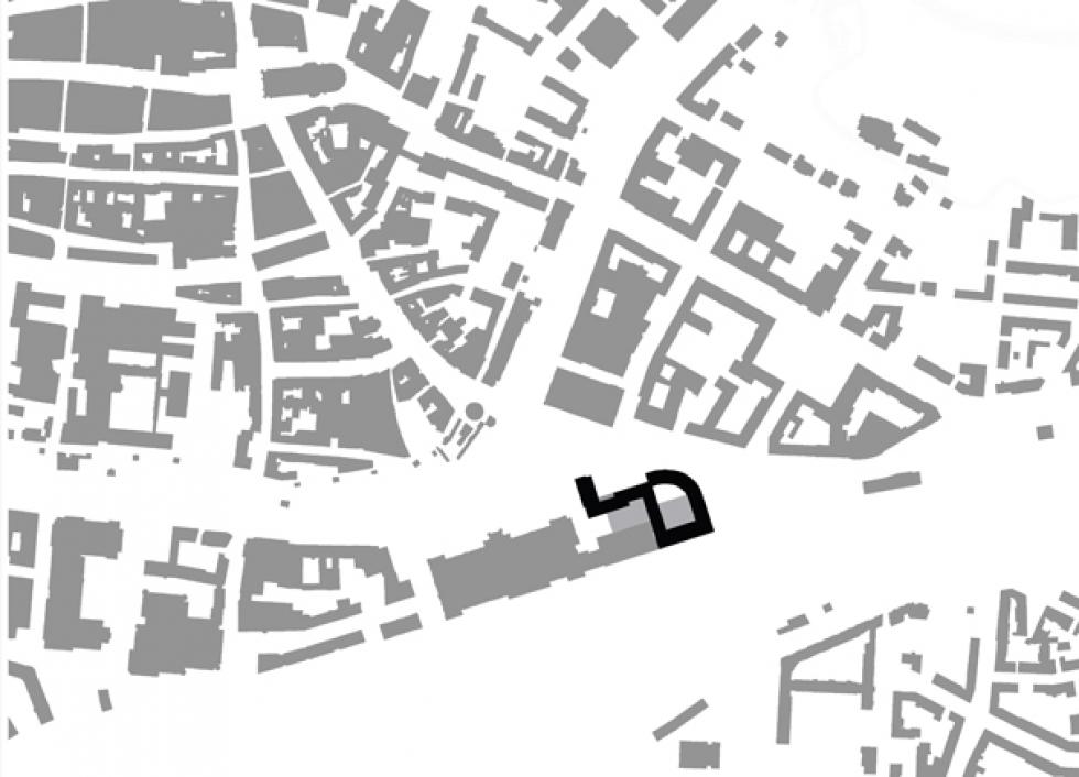 Ehemalige Hauptpost, Nürnberg, 3.Preis