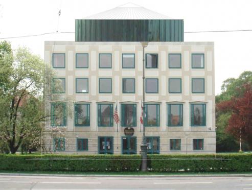 Amerikahaus, München, 1.Platz