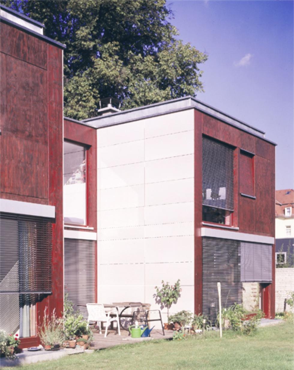 Wohnhaus Augsburgstrasse, Dresden