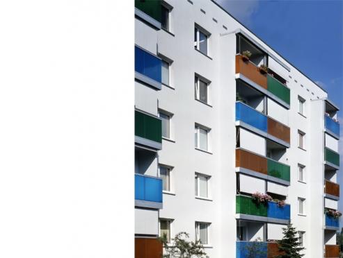 Sanierung Schlottwitzerstr. 11-17, Dresden